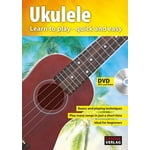 Cascha Verlag Ukulele – Learn To Play Quick