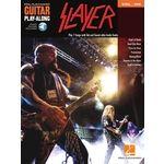 Hal Leonard Guitar Play-Along Slayer