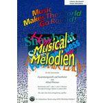 Siebenhüner Musikverlag Musical Melodien Guitar