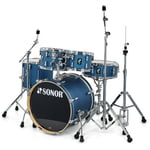 Sonor AQ1 Studio Set Dark Blue Spkl.