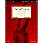 Schott Cello Duets