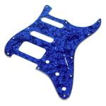 dAndrea ST-Pickguard HSS Blue Pearl