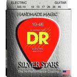 DR Strings DR Silver Stars - SIE-10