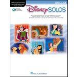 Hal Leonard Disney Solos Cello