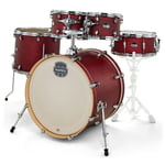 Mapex Mars Pro Midnight Cherry ltd.