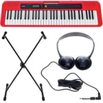Casio CT-S200 RD Set
