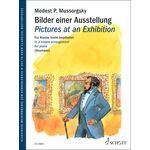 Schott Mussorgskij Bilder Ausstellung