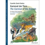 Schott Saint-Saëns  Karneval d. Tiere