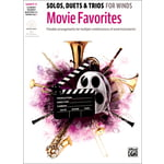 Alfred Music Publishing Movie Favorites Clarinet