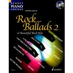 Schott Rock Ballads 2 Piano