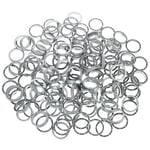 Stairville Snap Protector Ring Si 200pcs