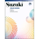 Alfred Music Publishing Suzuki Violin School 2 + CD