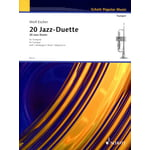 Schott 20 Jazz-Duette Vol.1