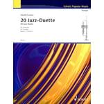 Schott 20 Jazz-Duette 2