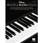Hal Leonard Disney Peaceful Piano Solos