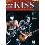 Hal Leonard Guitar Play-Along Kiss