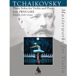 Lauren Keiser Music Publishing Tschaikowsky Three Solos VL
