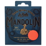 La Bella 880L Mandolin Ph.Br. Light