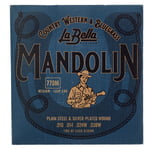 La Bella 770M Mandolin Silv.Pl. Medium