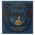 La Bella 770L Mandolin Silv.Pl. Light