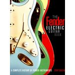 Backbeat Books Fender Electric Guitar Book