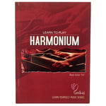 Pankaj Publications Learn to Play Harmonium