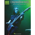 Hal Leonard Dream Theater Bass Anthology