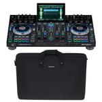 Denon DJ Prime 4 CTRL Case Bundle