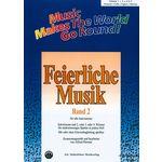 Siebenhüner Musikverlag Feierliche Musik Vol.2 Trombon