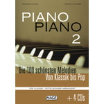 Hage Musikverlag Piano Piano 2 Intermediate +CD