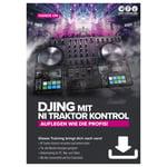 DVD Lernkurs DJing mit NI Traktor Kontrol