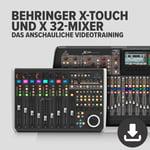DVD Lernkurs Behringer X-Touch und X32