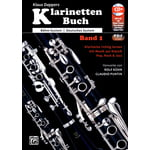 Alfred Music Publishing Klarinettenbuch 1