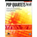 Alfred Music Publishing Pop Quartets For All Horn in F