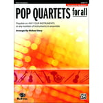 Alfred Music Publishing Pop Quartets For All Tenor Sax
