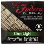 Fodera 6-String Set Ultra Light Steel