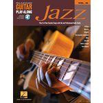 Hal Leonard Guitar Play-Along Jazz