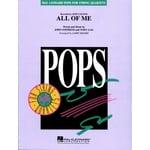 Hal Leonard All Of Me String Quartet