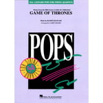 Hal Leonard Game Of Thrones String Qt.