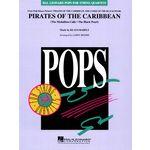 Hal Leonard Pirates Caribbean String Qt.