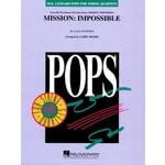 Hal Leonard Mission:Impossible String Qt.