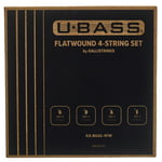 Kala U-Bass Flatwound 4-String Set
