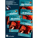 De Haske Spiel Violin Vol.1 Klavier