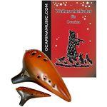ocarinamusic Christmas offer Ocarina C5