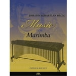 Meredith Music Bach Music For Marimba