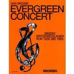 Sikorski Musikverlage Das große Evergreen-Concert