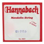Hannabach Mandolin String E 010 (2pcs)