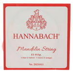 Hannabach Mandolin String E 011 (2pcs)