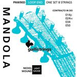 Galli Strings PNW90D Mandola Strings Light