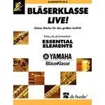 De Haske Bläserklasse Live Clarinet